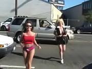 Flasher Zoe Zane Big 38D Boobs Northern California
