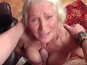 Granny Norma got her pussy fucked hard Thumbnail