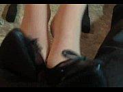 shoeplay footsie tease