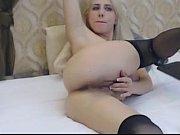 blonde cutie pie fucking herself on cam   -tinycam.org