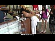 Solange et les vivants seins nu femme nue enceinte sexe