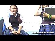 Teem colegialas Colombianas