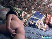 Milf Oxana gets horny with her dildo