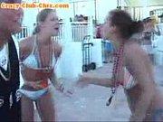 Teen Lesbos In Public