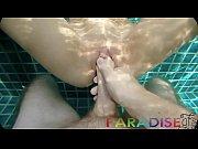 latina tran teen masturbate her massive dick close up