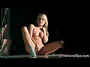 Inked model masturbating sensually Thumbnail
