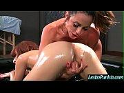 (adessa&amp_ariella) Lesbians In Punish Hardcore Sex Play movie-12