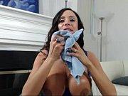 milf from meet-milf.com masturbates and gives.