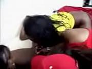Three ebony bitches with one cock Thumbnail