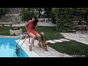 lorena swimming nude metart