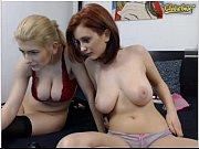 spectacular busty lesbians