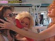 Mature Lesbian Strapon Orgy