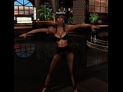 imvu korra - dancing
