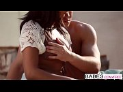 Babes.com - Warm Touch  starring  Shazia Sahari and Seth Gamble clip