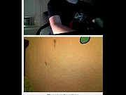 BBW Shows Pussy on Web Cam Thumbnail