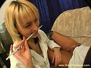 Hot Dutch Blonde Couch Sex
