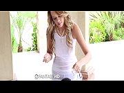 thumb fantasyhd   hot blonde alexis adams massages a cock
