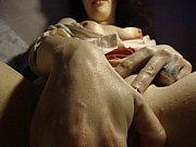 agustina tocandose la concha con su dildo