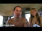 Underkläder sexiga knulla i bilen