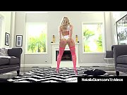 neon babe natalia starr butt plugs ass &amp_.