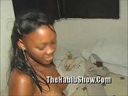 dominican pimp fucks his stripper hoe