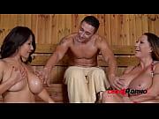 2 jolie femme nu baise gif nue et hommes