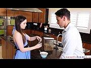 aussie angela white'_s big tits get milky -.