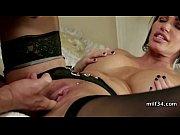 Juicy Pussy On Horny MILF