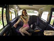 British teen fucks cab driver Stella Cox.2.1