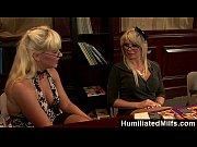 humiliatedmilfs - mature lesbian threesome
