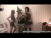 halloween lesbian party gone wild