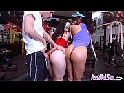 Big Butt Horny Girl (Anissa Kate &amp_ Nekane Sweet) Enjoy Cock In Her Asshole movie-08