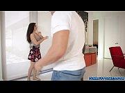 Tiny stepsis Jasmin Vega bangs with hot stepbro