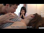 Subtitled JAV insane mother gives daughter sex ed lesson Thumbnail
