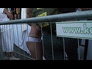 candid a234 shorts blancos transp tanga