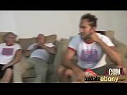 Group interracial gangbang bukkake 1