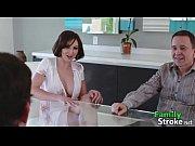 Kinky MOM Big Cock Eating Stepson FamilyStroke.net