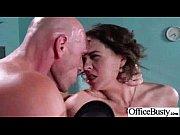Sex In Office With Huge Round Tits Sluty Girl (krissy lynn) video-24