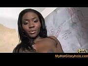 black girl gloryhole initiations interracial blowjob.