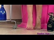 Italian babes feet smash