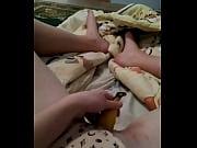 Yoni massage orgasmus muskulöse frauenkörper