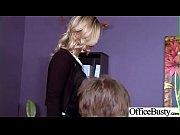 (Kleio Valentien) Hot Office Girl With Big Tits Love Hardcore Sex movie-14
