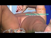 thumb horny milfs hairy pussy beach voyeur