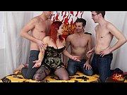 Pioggia di sborra per Mary Rider,  un threesome con Alabor,  Capitano Eric,  Gothic Thumbnail