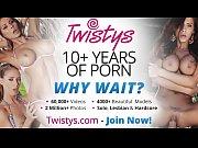 Cute young lesbians (Alyssa Branch, Tiffany Thompson only fuck girls Twistys