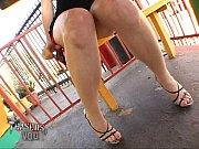 Nikki Public Upskirt
