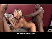 Real Latina MILF interracial sex tape 6