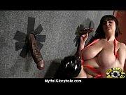 Ebony GF gives nice and sensual blowjob 16