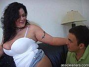 Mistress moans loud as man licks her ass hole Thumbnail