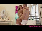 Busty blonde Katerina Hartlova hot fuck Thumbnail